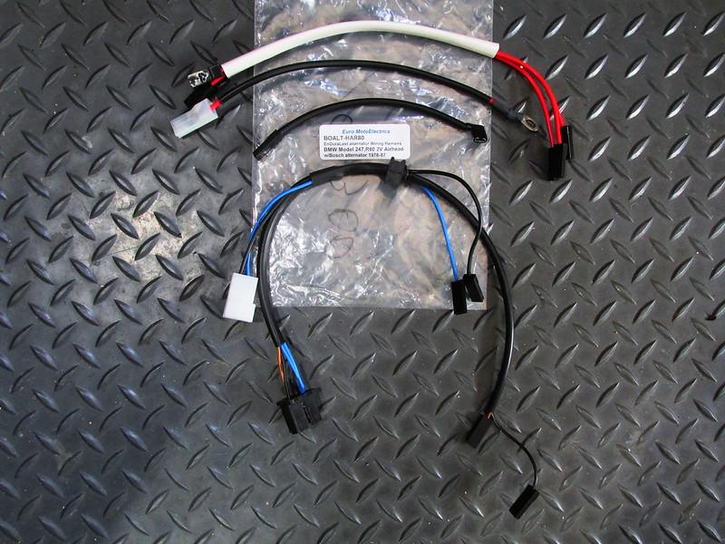 EMC BOALT-HAR80 Wiring Kit