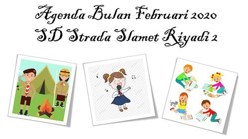 Agenda Bulan Februari 2020 SD Strada Slamet Riyadi 2
