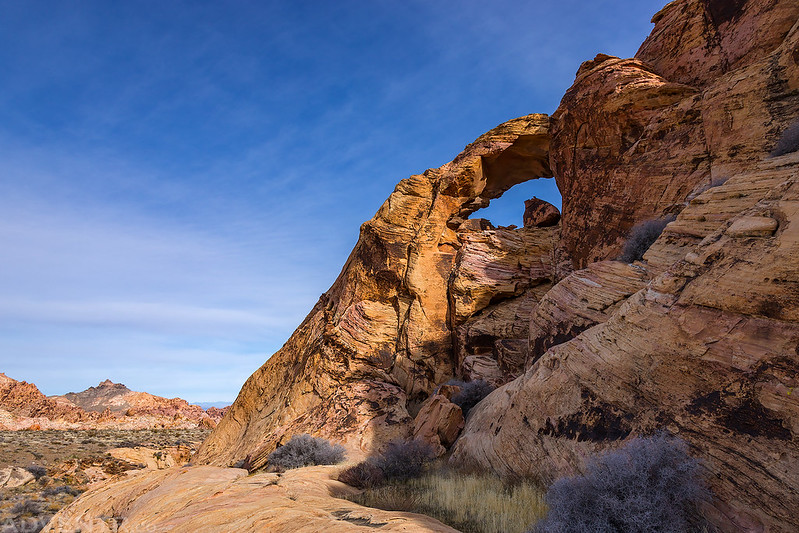 Hidden Valley Arch