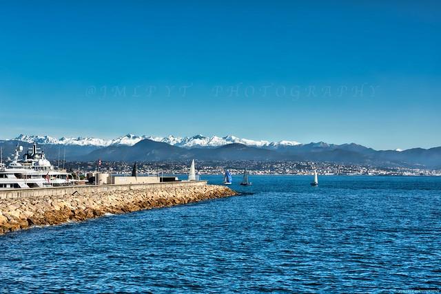 ANTIBES entre mer et montagne - Côte d'Azur France 3D0A8125