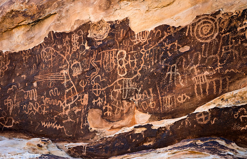 Narrows Petroglyphs