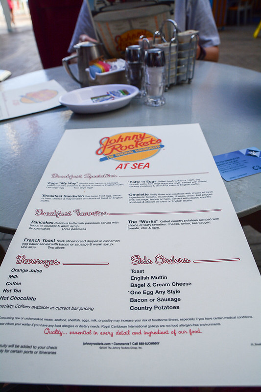 Johnny Rockets Breakfast Menu