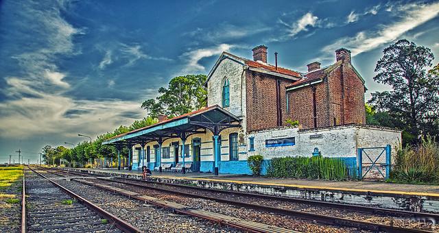 Estación de Tren Vivorata