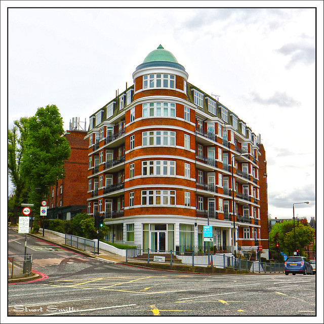 Palace Court, 250 Finchley Road, West Hampstead, London, England UK