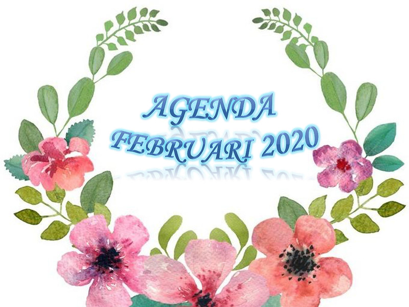 Agenda Februari 2020