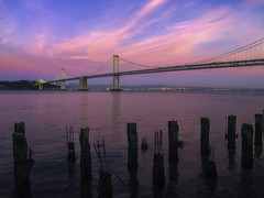 Sunset Bay Bridge