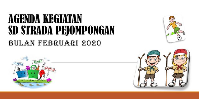 AGENDA KEGIATAN BULAN FEBRUARI 2020