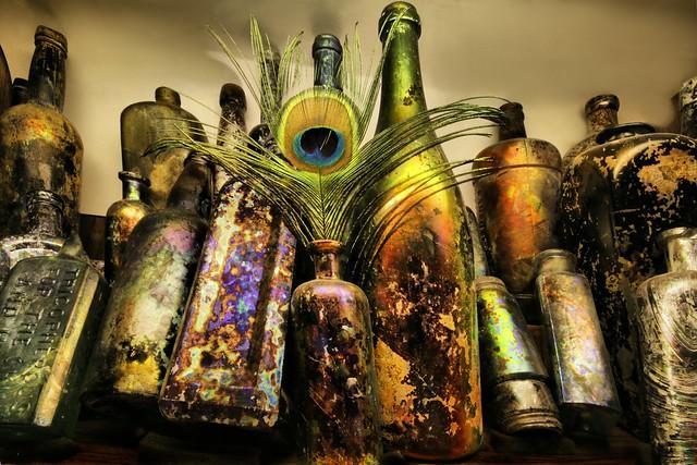 Lynn's bottle collection B