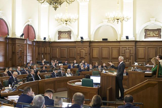 23.01.2020. Saeima arpolitikas debates 07