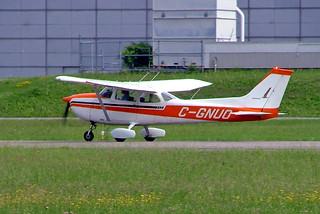 C-GNUO   Cessna 172M Skyhawk [172-65252] Rockcliffe~C 19/06/2005
