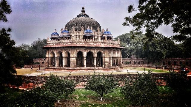 Incredible India.. Humayun's tomb