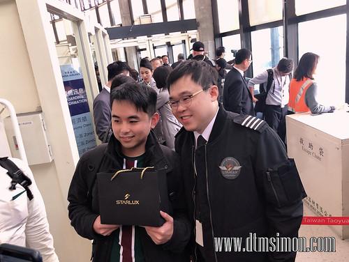 星宇航空JX202澳門台北首航