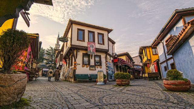 Old Turkish Homes