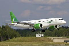 LN-WEC Widerøe Embraer E190-E2 (ERJ-190-300 STD) cn:19020011