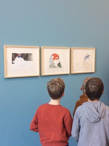 Vijfde leerjaar op bezoek in SMAK en MSK