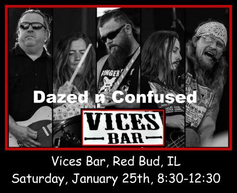 Dazed n Confused 1-25-20