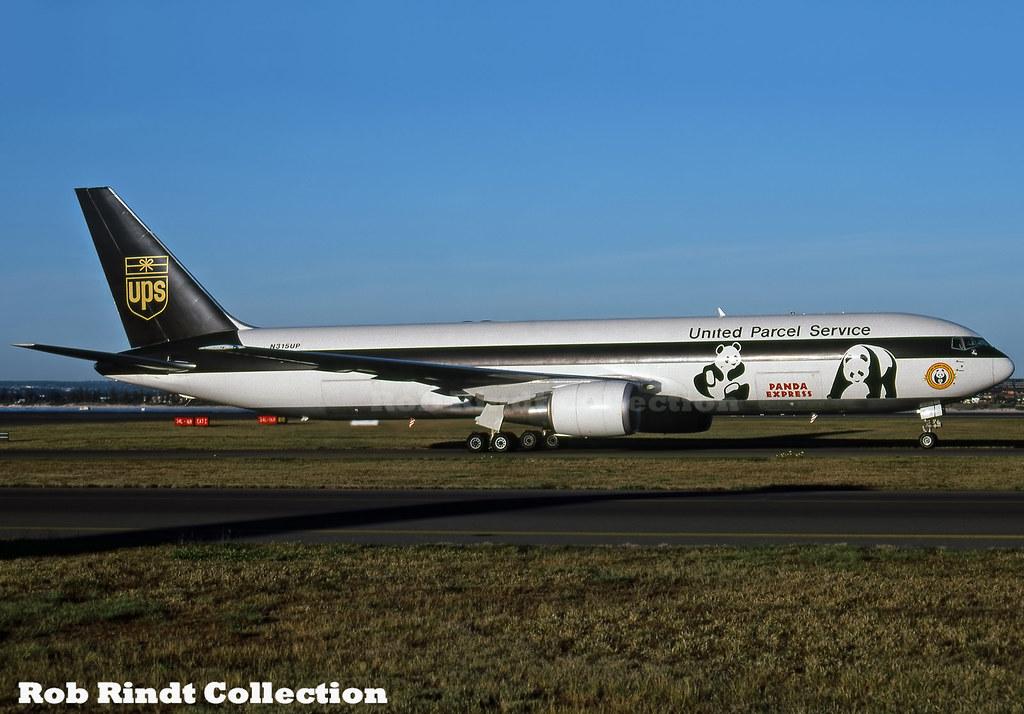 United Parcel Service (UPS) B767-34APF/ER N315UP