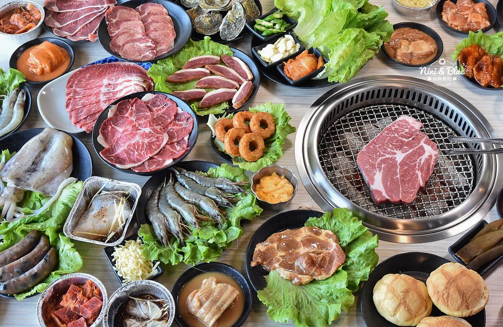 台中燒肉吃到飽 愛烤愛對囉26