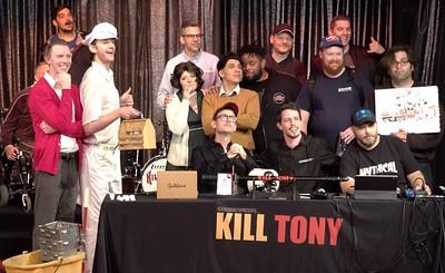 KILL TONY #431