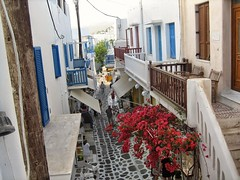 Chora, Mykonos - Grecia