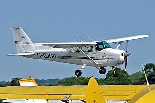 C-GJQB   Cessna 172M Skyhawk [172-60821] Markham~C 22/06/2005