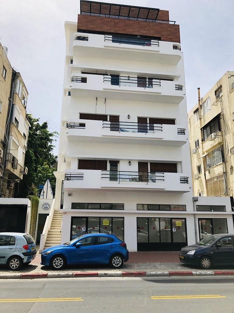 Mr Ben Yehuda Apartments In Tel Aviv Tjeerd Wiersma Flickr