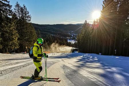 Tipy SNOW tour: Špičák – lyžuj a jez!