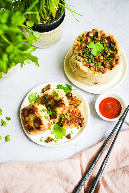 Chinese Turnip Cake 蘿蔔糕