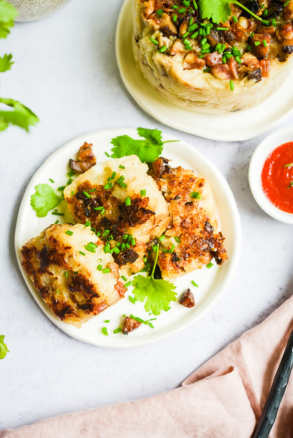 Chinese Turnip Cake 蘿蔔糕