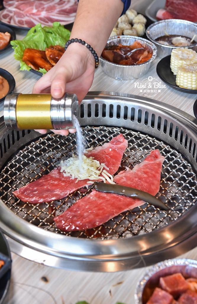 台中燒肉吃到飽 愛烤愛對囉28