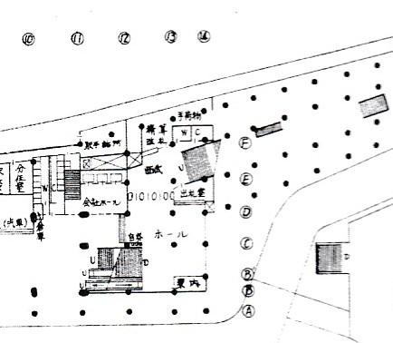 西武新宿線のマイシティ乗り入れ図面 (22)