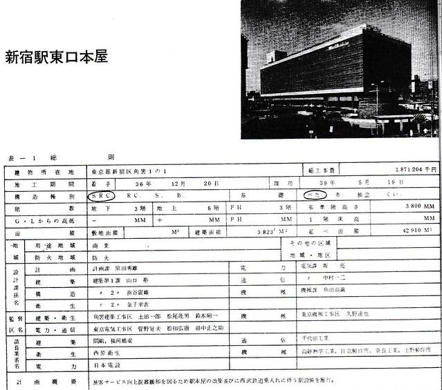 西武新宿線のマイシティ乗り入れ図面 (2)