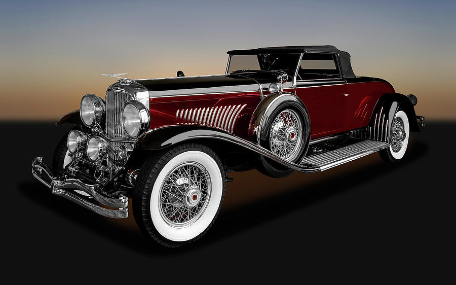 Duesenberg - Model J Murphy Bodied Coupe