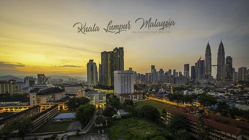 Sunrise @Kuala Lumpur