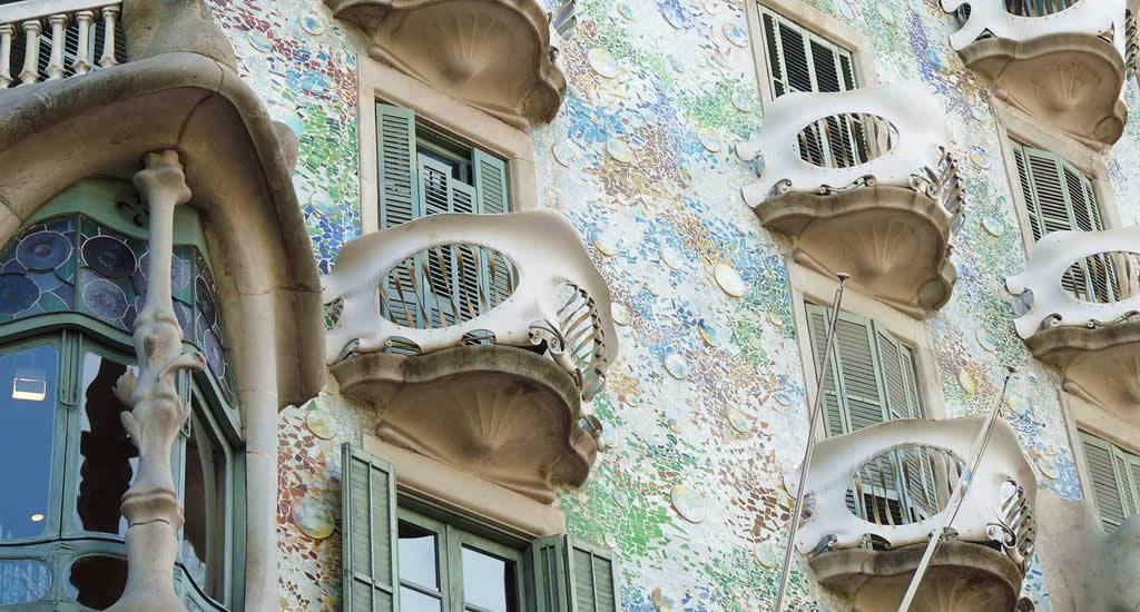Casa Batlló | Mooistestedentrips.nl