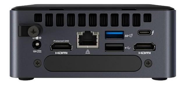 Nuc 8 Pro