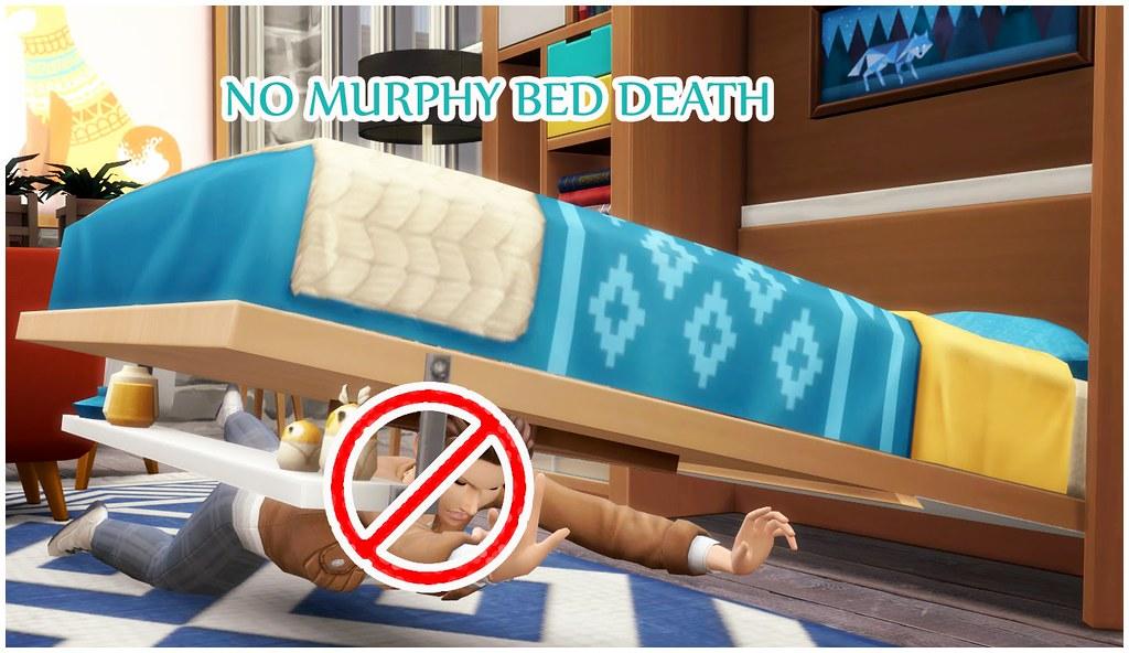 ¿Muerte por cama Murphy? No, gracias