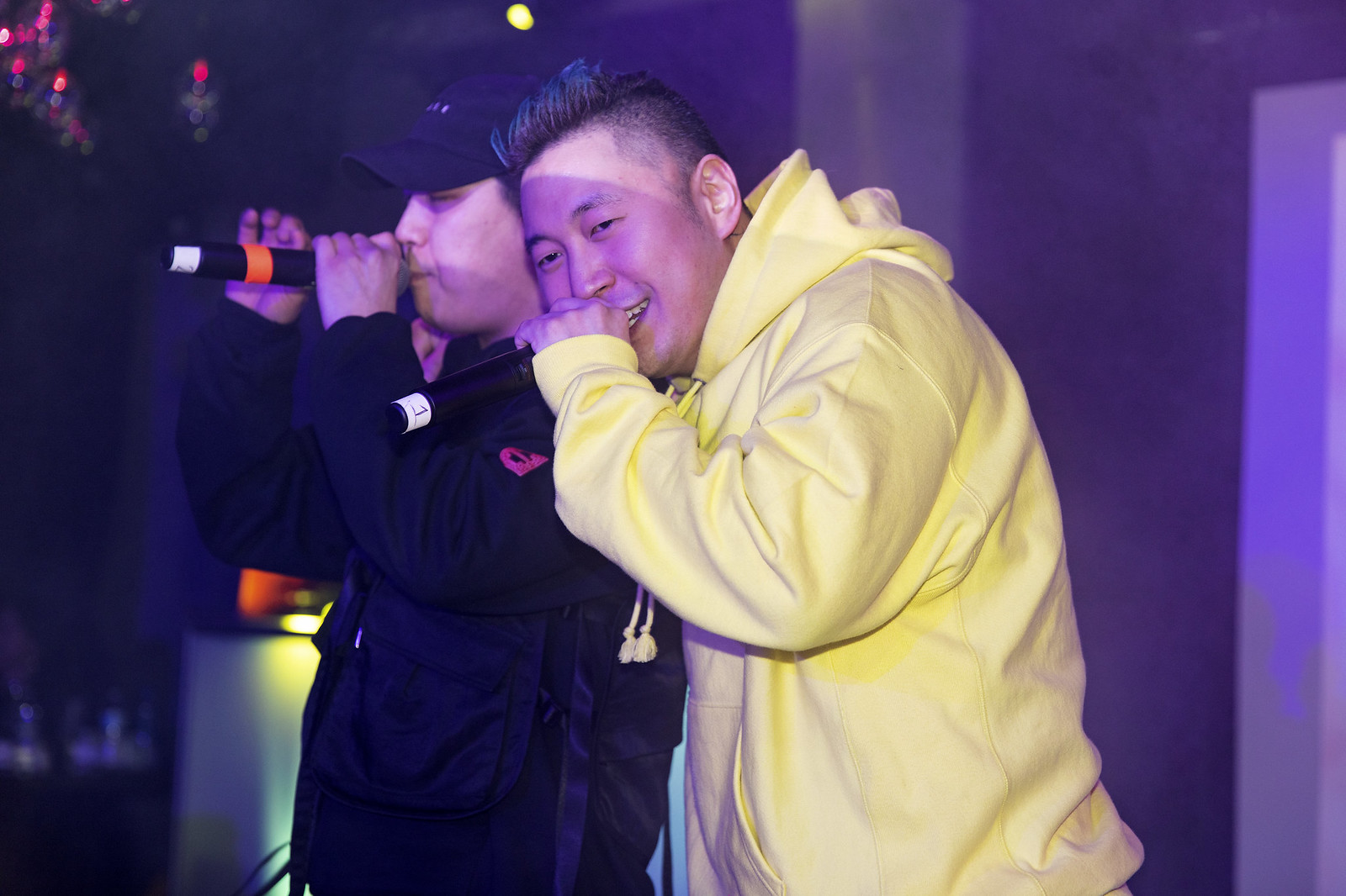 Year of the OX_Korean-American rappers