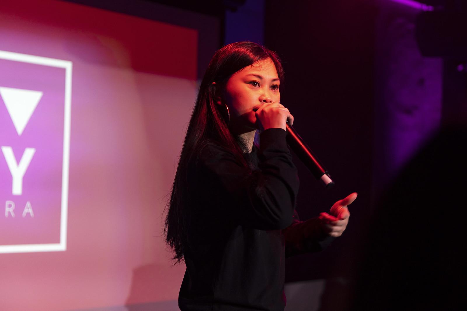 Ruby Ibarra_Filipino American rapper