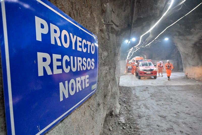 Inauguración Proyecto Recursos Norte División El Teniente 23-01-2020