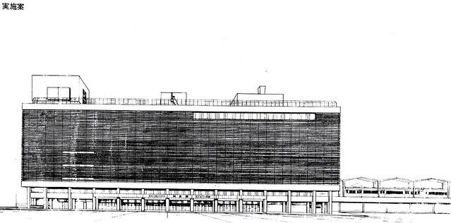 西武新宿線のマイシティ乗り入れ図面 (38)
