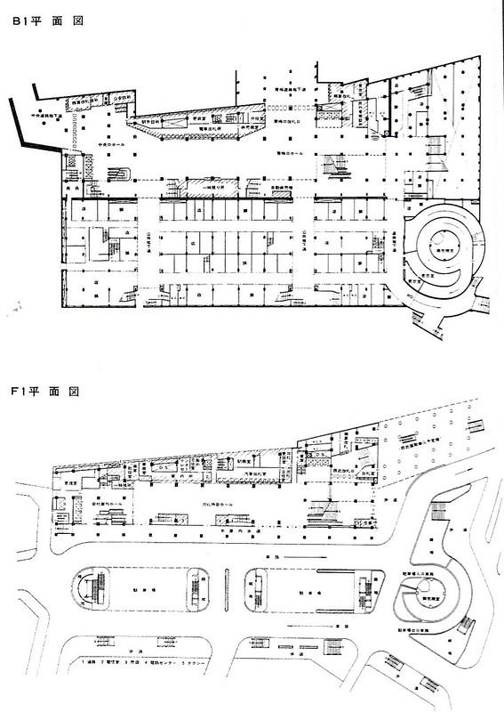 西武新宿線のマイシティ乗り入れ図面 (29)