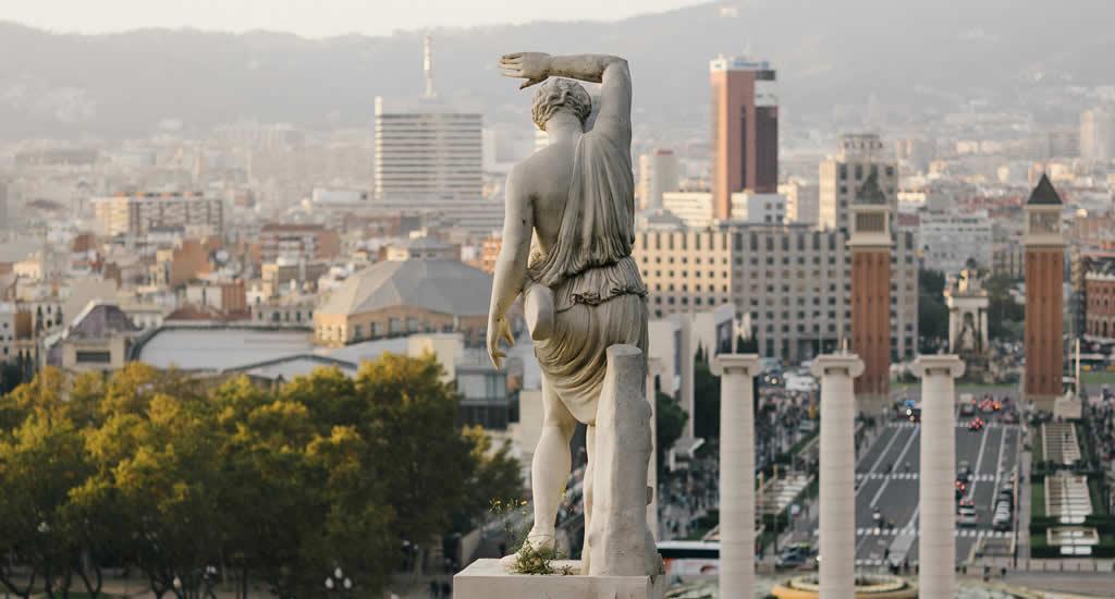 Bezienswaardigheden Barcelona: Montjuïc | Mooistestedentrips.nl