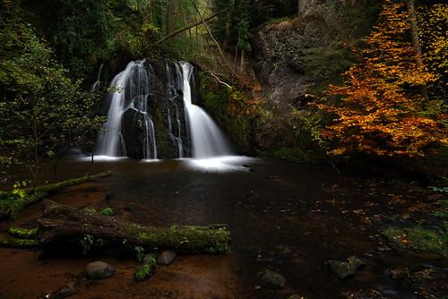 Fairy Glen, Autumn, Scottish Highlands