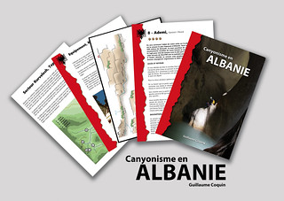 Canyonisme en ALBANIE, extrait