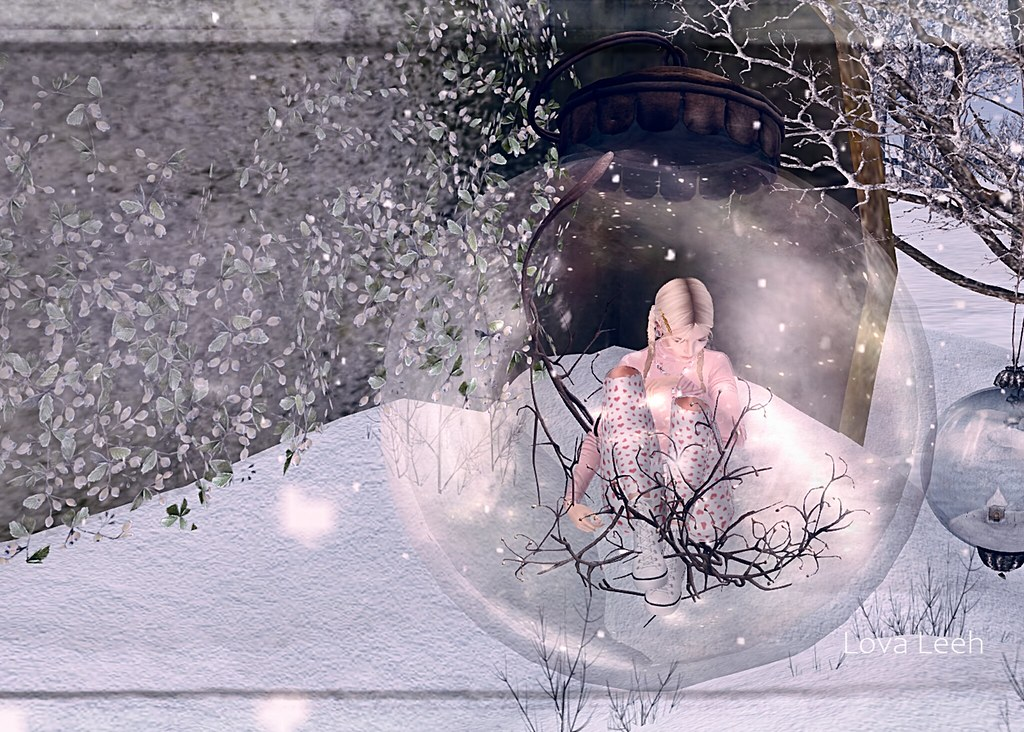 The Girl in the Ornament