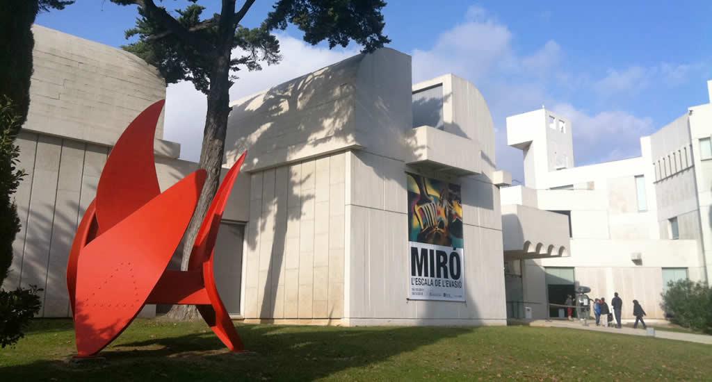 Fundació Joan Miró | Mooistestedentrips.nl
