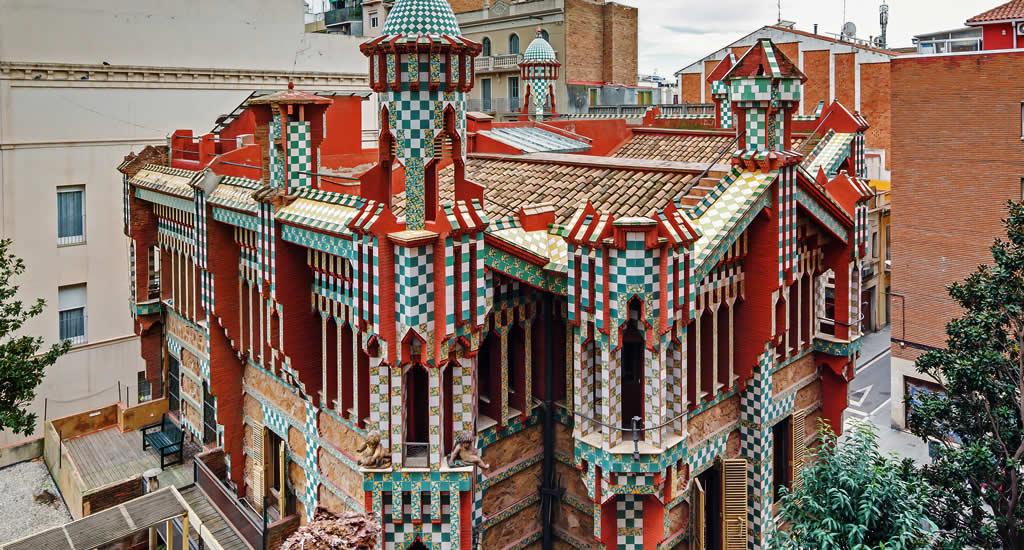 Weekendje Barcelona: Casa Vicens | Mooistestedentrips.nl