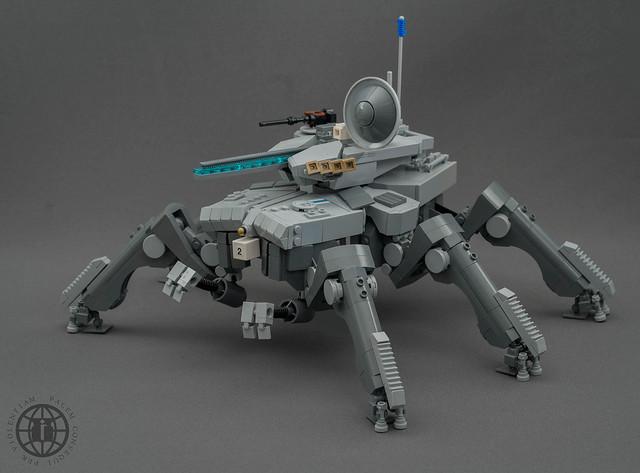 "Ironclad: K02 ""Mastodon"""
