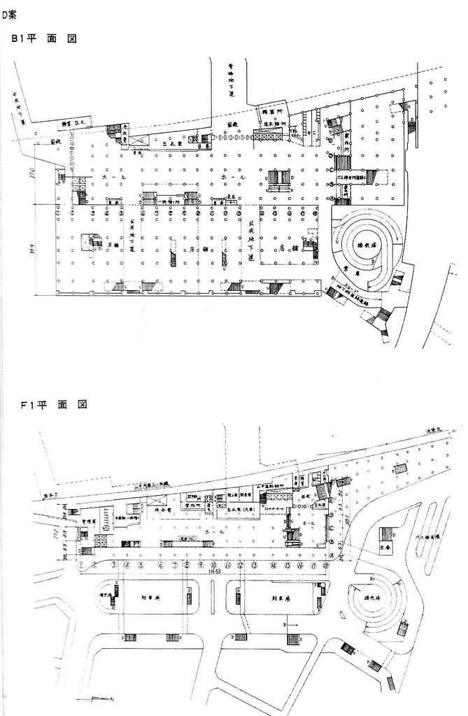 西武新宿線のマイシティ乗り入れ図面 (42)